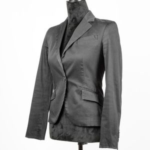 Zara Basic Women's Jacket Blazer Sz XS Black